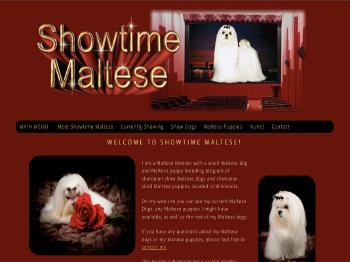 Showtime Maltese WebSite